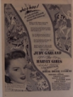 "Advertisement - ""The Harvey Girls"" 1945 - Product Image"