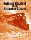 American Railroads of the Nineteenth Century: A Pictorial History in Victorian Wood Engravings - Product Image