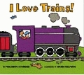 I Love Trains - Hardback - Product Image