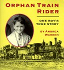 Orphan Train Rider - One Boy's True Story HARDBACK - Product Image