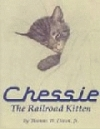 Chessie the Railroad Kitten - Product Image
