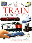 Sticker Book - The Ultimate Train Sticker Book - DK Books - Product Image