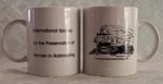 Ceramic Coffee Mug with ISPWR Logo - Product Image