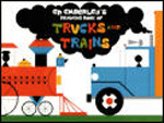 Ed Emberleys Drawing Book of Trucks & Trains - Product Image