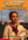 My America- Message in the Sky Corey's Underground Railroad Diary - Product Image